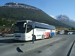 Bus to Oslo