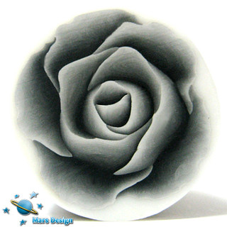 New black rose cane