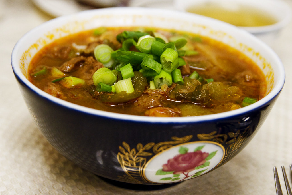 Узбекский суп лагман фото рецепт