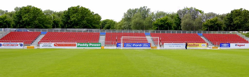 Inchicore Stand, Richmond Park Dublin