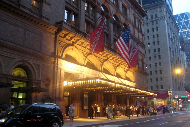 NYC: Carnegie Hall