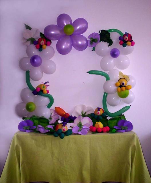 Decoraci  N Con Globos Y Animaci  N De Fiestas Infantiles A Domicilo