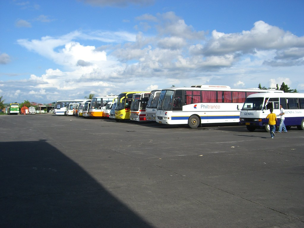 Naga integrated Bus terminal