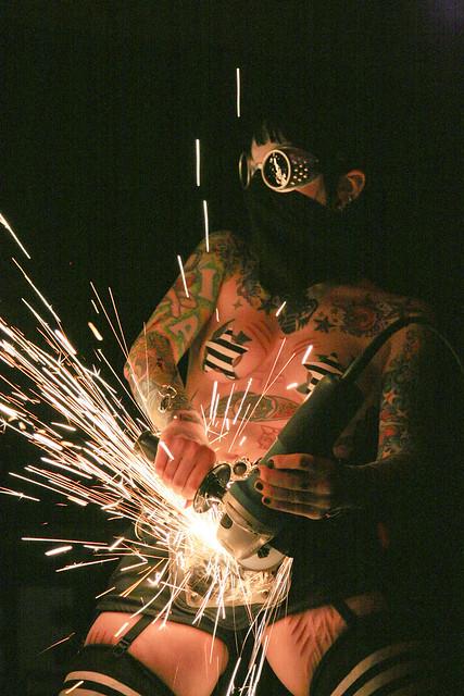 Welding Tattoos