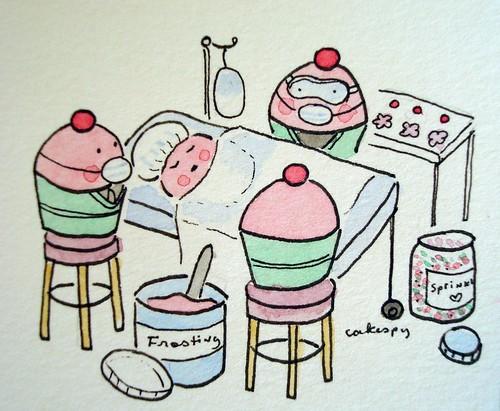 Cupcake Surgery