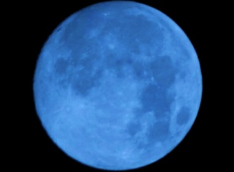 Blue Moon from Flickr via Wylio