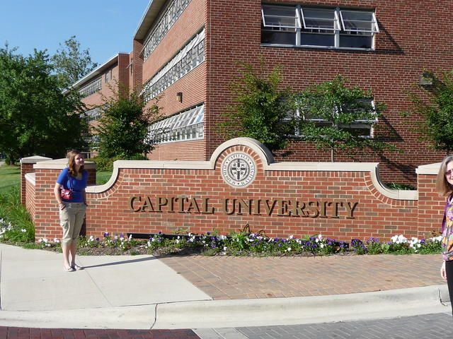 Capital university columbus ohio flickr photo sharing for Columbus capitale