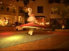 Dancing in Egypt