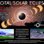 Total Solar Eclipse Webcast Party in Second Life