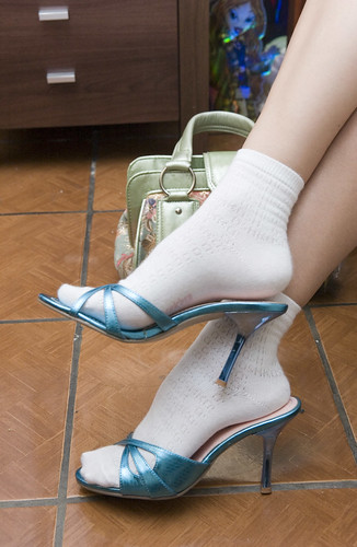 Sandals n Socks by David & Anne's