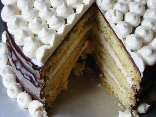 Filbert Gateau with Praline Buttercream (large)