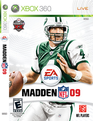 Madden 09. Photo courtesy of Gamerscore Blog via Flickr