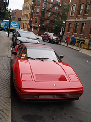 race car, automobile, vehicle, performance car, automotive design, ferrari 308 gtb/gts, ferrari 328, ferrari s.p.a., land vehicle, luxury vehicle, supercar, sports car,