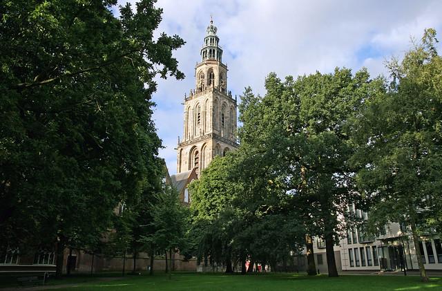 Bezienswaardigheden Groningen Top 10 - Nr 1 Martinitoren