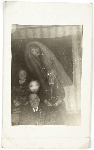 ghosts mediums