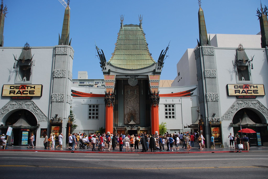 Teatro Chino de Hollywood