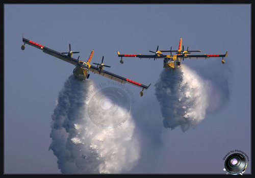 Water Bomber