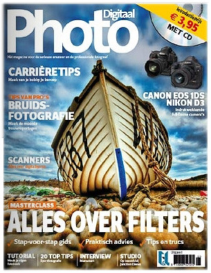 Digitaal Photo magazine cover