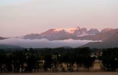 Comox Glacier in Autumn