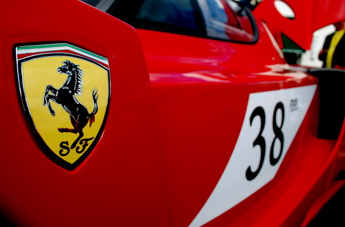 Ferrari Shield on FXX Evoluzione