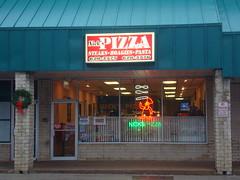nick's pizza, dreshertown, PA