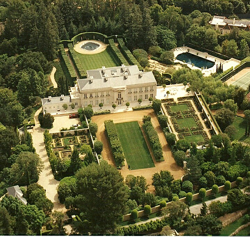 Beverly Hillbillies Mansion Flickr Photo Sharing