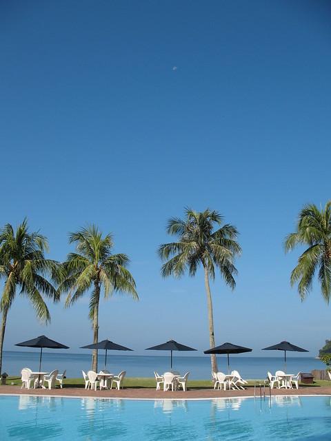 Impressions from Pangkor Island Beach Resort Perak, Malaysia