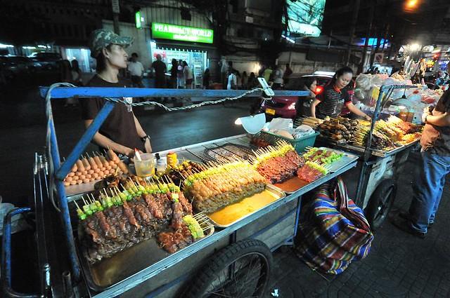 street food-Bangkok style