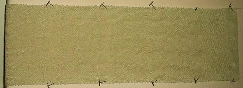 Slip stitch cards 9-12 & 14