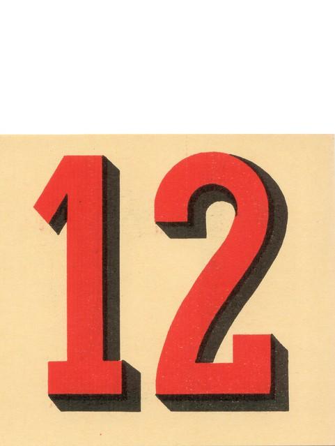 calendrier n12