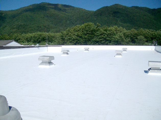 Makah roof rehabilitation (Recovery Act)