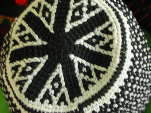 Detail of Iraqi Hat