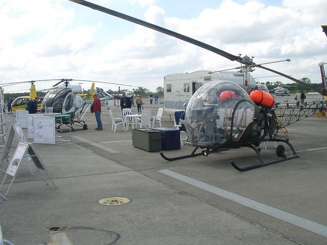 Bell H-13H Sioux