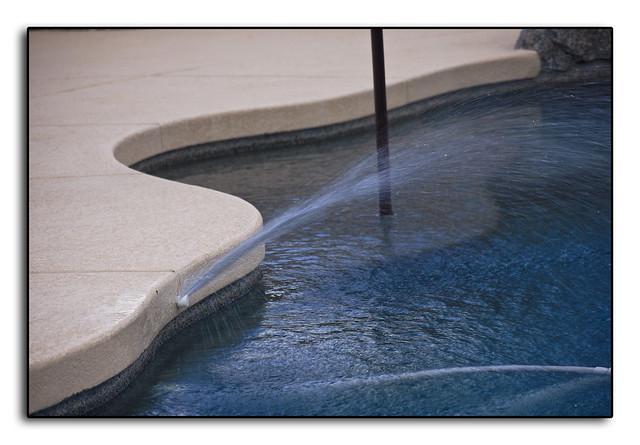 Swimming Pool Aeration : Pool aerator flickr photo sharing