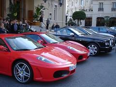 Monte Carlo - Monaco - November 2007