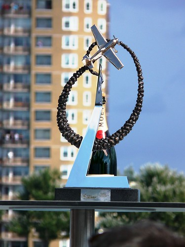 1st place Trophy   Red Bull Air Race   Rotterdam