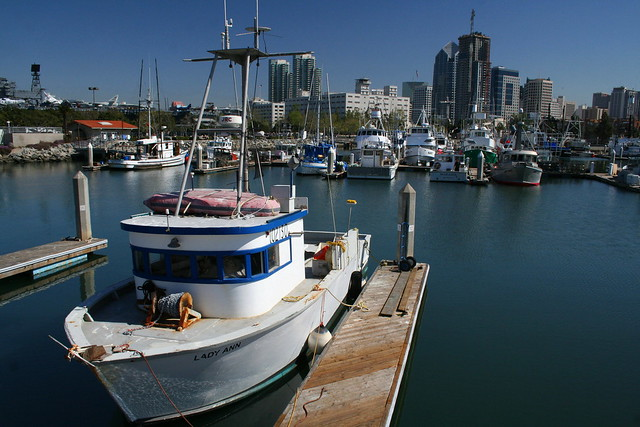 San Diego Tuna Boat Flickr Photo Sharing