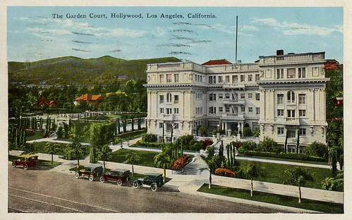 Hollywood Walk Of Fame Historic Buildings Hollywood Walk