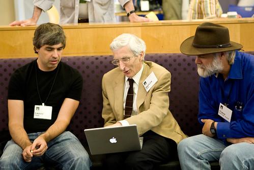 PDG de Google: Larry Page