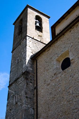 Secinaro (AQ) - San Nicola di Barii