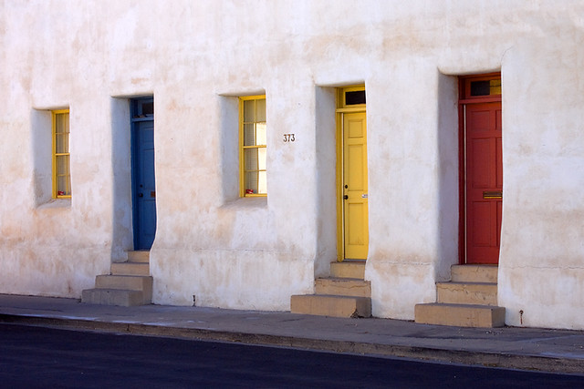 Tucson Arizona Doors Flickr Photo Sharing