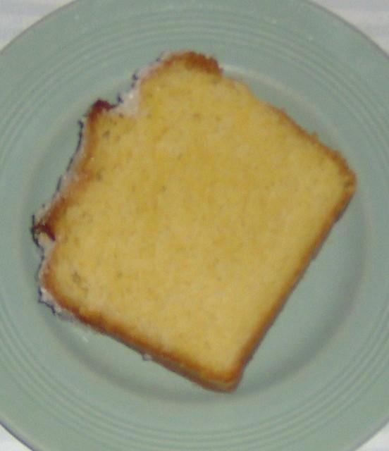 Light Lemon Drizzle Cake Recipe