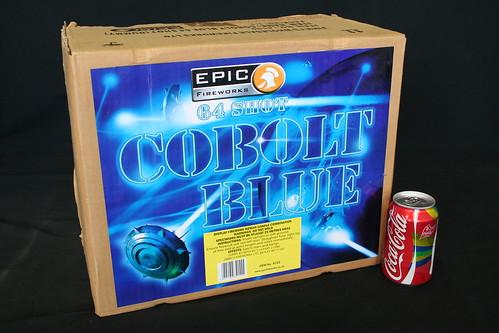 Cobolt Blue - Epic Fireworks