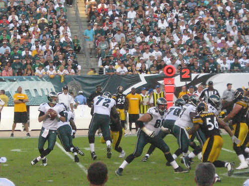 Philadelphia Eagles Vs. Pittsburgh Steelers 8/9/12: Mitch's Free NFL Pick Against the Spread Free Football Pick