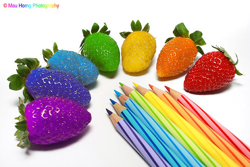 Rainbow Strawberry