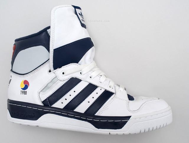 Adidas High Top Hip Hop Shoes