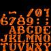 Scene Fonts - 32X32