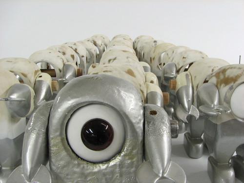 Eyebot army
