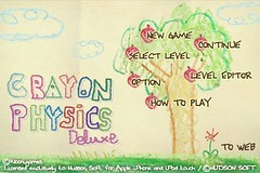 CrayonPhysics購入