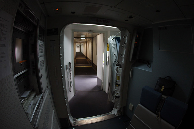 747 cx door view & My Part Of The Plane - a gallery on Flickr